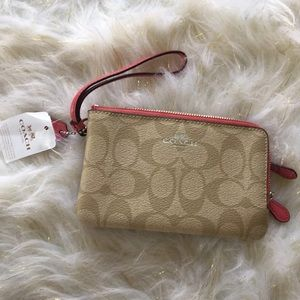 NWT Authentic coach wallet